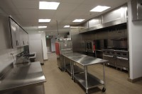 Grand Pavilion Kitchen