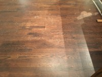 Wood Flooring Needs Repair & Refinishing